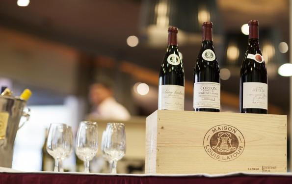 Rencontre du 20/Vins- Restaurant thématique Annecy - Maison Louis Latour
