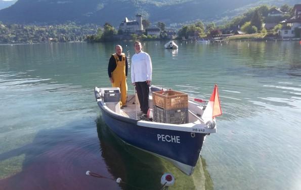 Féra du lac d'Annecy - Bernard Curt et Eric Prowalski - La Rotonde des Trésoms
