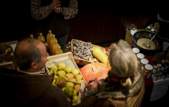 Les pommes et poires de Didier Bunaz