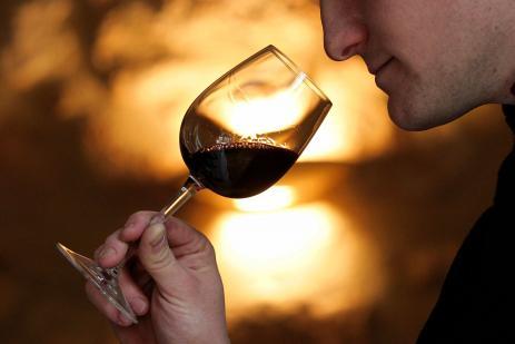 Cours d'oenologie sur le champagne aux Trésoms