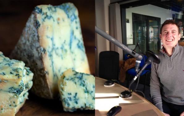 Le chef vous présente sa recette au bleu de termignon sur france bleu pays de savoie