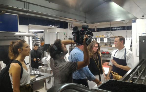 Grands Reportages TF1 - Restaurant La Rotonde - Les Trésoms Annecy