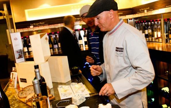 Les Rencontres du 20/Vins avec nos producteurs de vin, fromages, escargots, rissoles - Annecy