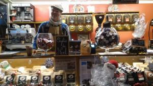 Le Panier à Café - Marché des Trésoms Annecy