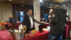 Veuve Clicquot - Marché des Trésoms Annecy
