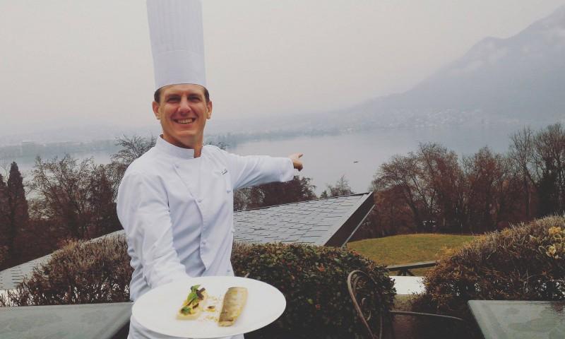 Féra du Lac d'Annecy - Chef Eric Prowalski - La Rotonde des Trésoms Annecy