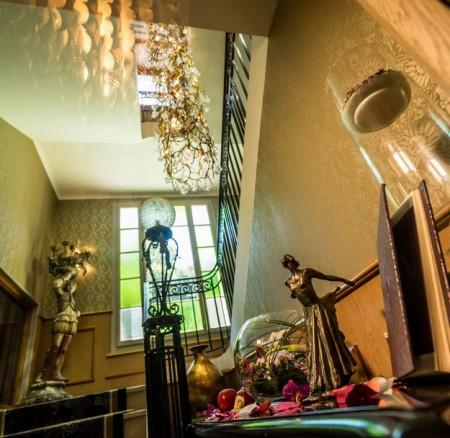 Architecture d'intérieur : Respecter l'histoire des Trésoms