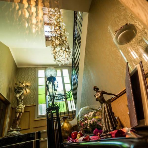 Architecture d'intérieur et décoration - Interview Véronique Droux - Hôtel Les Trésoms Annecy