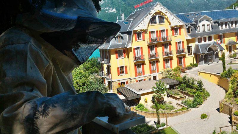 Rucher des Trésoms - Pollinium- Hotel Annecy