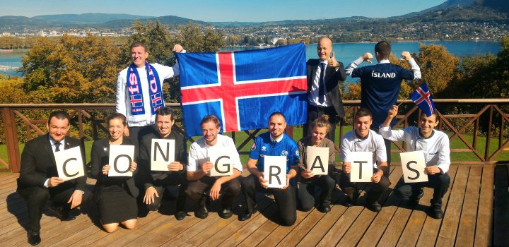 L'Islande qualifiée pour la Coupe du Monde 2018 – Hôtel Les Trésoms Annecy