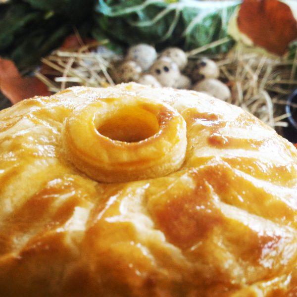 Craquez pour la tourte - Menu Club - Restaurant Gastronomique La Rotonde des Trésoms Annecy