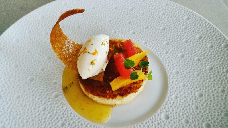 La Brioche Perdue - Menu Club Restaurant La Rotonde des Trésoms - Annecy