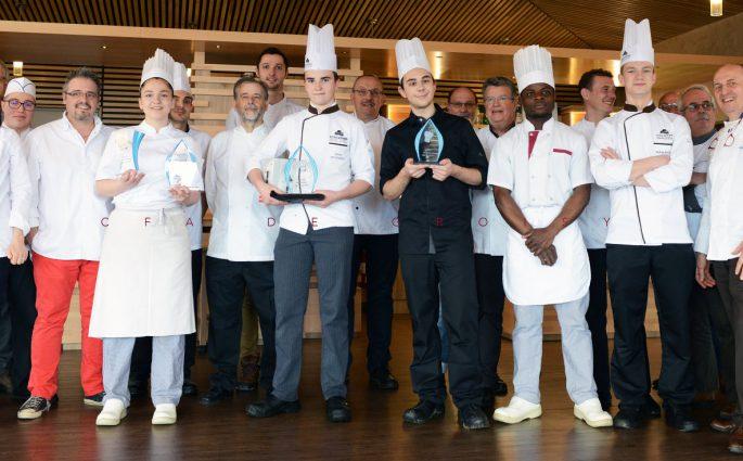 Challenge Pascal Bataille - CFA de Groisy - Les Chefs et apprentis - Les Tresoms
