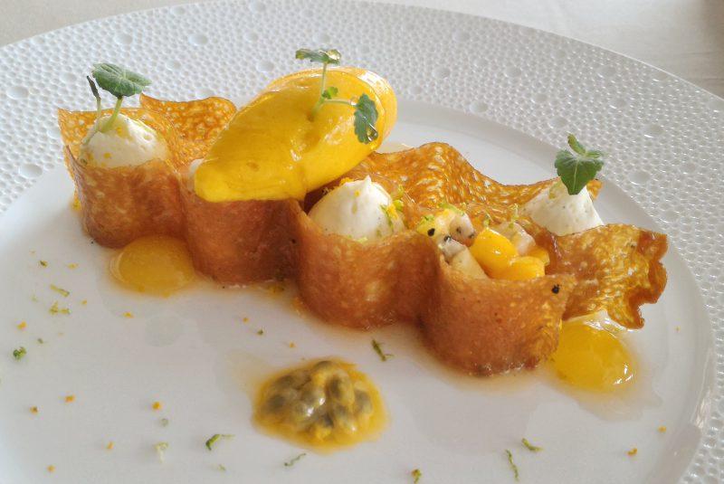 Plaisirs Gourmands dans le Menu Club - Restaurant La Rotonde des Trésoms Annecy