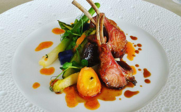 Menu Club : Tour de France des Saveurs - Restaurant La Rotonde des Trésoms Annecy